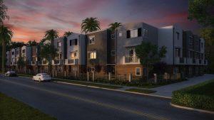 Condominium 3d model