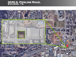 3030 S. Pipeline Rd. Property Map